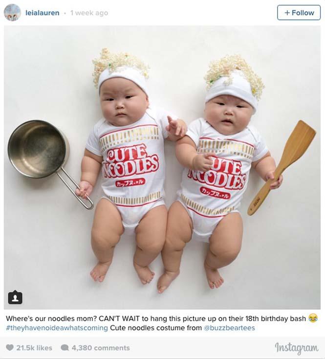 Τα χαριτωμένα δίδυμα που τρελαίνουν το Instagram (6)