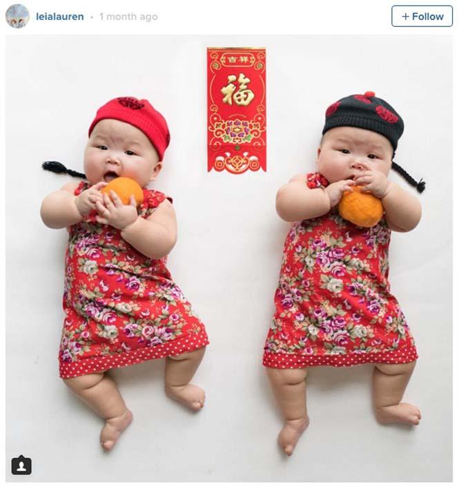 Τα χαριτωμένα δίδυμα που τρελαίνουν το Instagram (7)