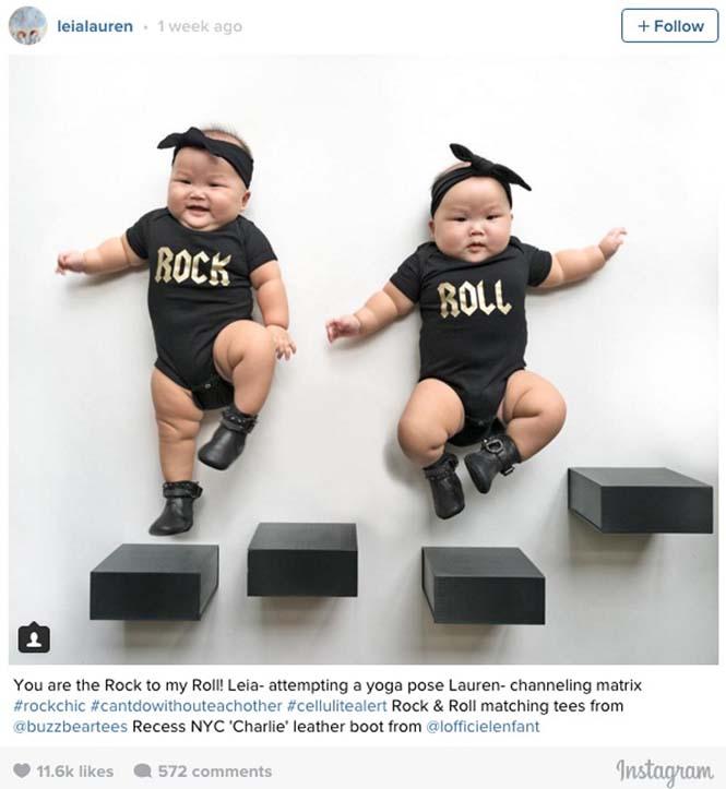 Τα χαριτωμένα δίδυμα που τρελαίνουν το Instagram (12)