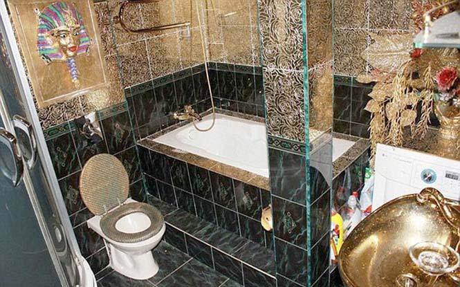 Χρυσό διαμέρισμα στη Ρωσία (3)