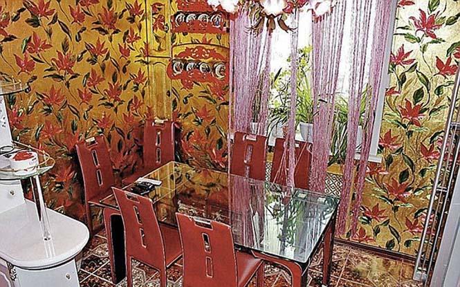 Χρυσό διαμέρισμα στη Ρωσία (5)