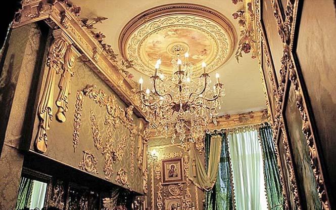 Χρυσό διαμέρισμα στη Ρωσία (7)