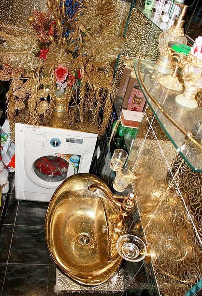 Χρυσό διαμέρισμα στη Ρωσία (8)
