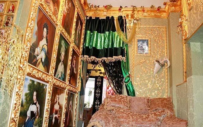 Χρυσό διαμέρισμα στη Ρωσία (9)