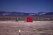 Υπόγεια πυρηνική έκρηξη «λιώνει» το έδαφος δημιουργώντας έναν τεράστιο κρατήρα