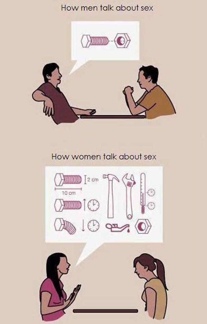 Άνδρες vs γυναίκες: Δύο διαφορετικοί κόσμοι (7)