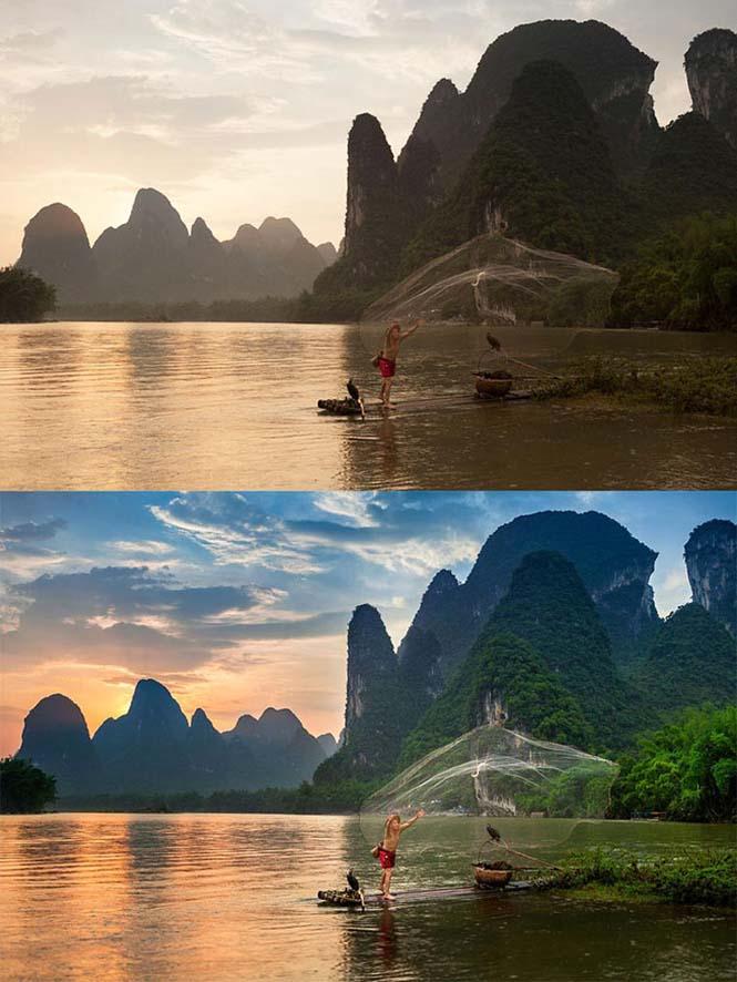 Πριν/Μετά: Φωτογράφος αποκαλύπτει την αλήθεια πίσω από τις εκπληκτικές φωτογραφίες του (5)