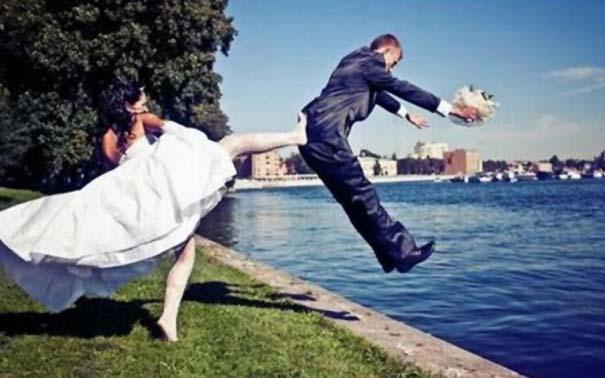 Αστείες φωτογραφίες γάμων #56 (1)