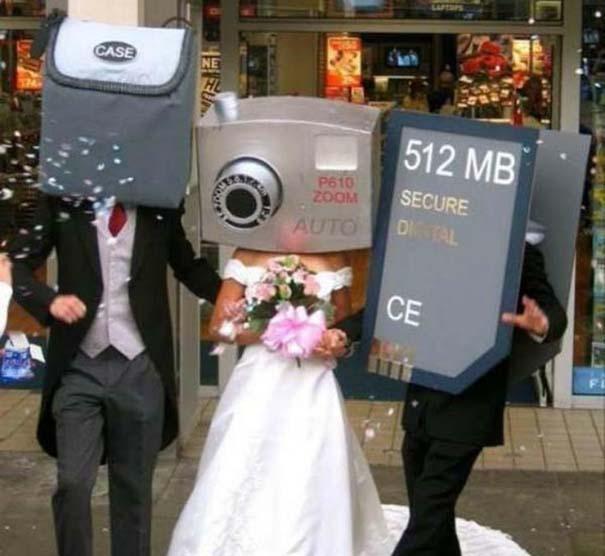 Αστείες φωτογραφίες γάμων #56 (3)