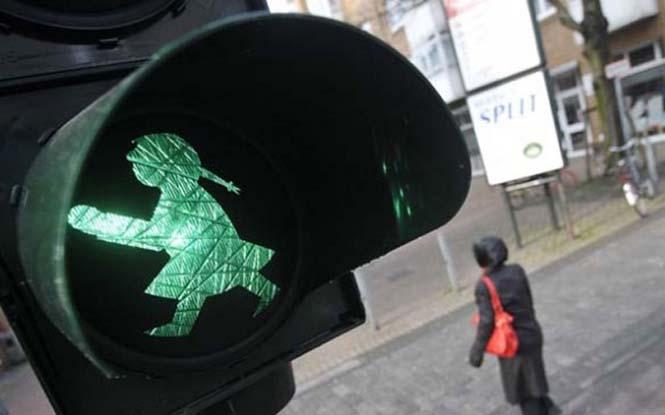 Ασυνήθιστα φανάρια στους δρόμους του κόσμου (3)