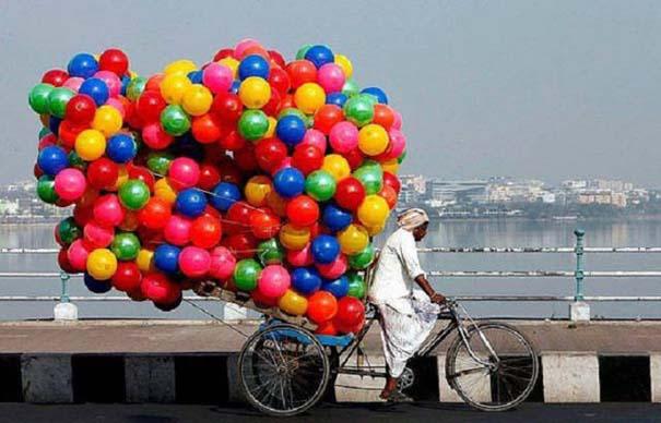 Ασυνήθιστες και εξωφρενικές μεταφορές (1)
