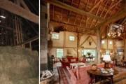 Αχυρώνας του 1860 μεταμορφώθηκε σε εντυπωσιακή κατοικία (1)