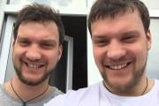 Δίδυμα αδέρφια κάνουν Face Swap