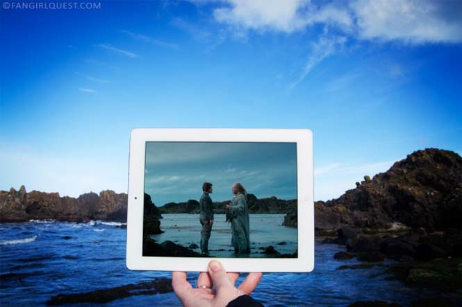 Ταξιδεύουν βγάζοντας φωτογραφίες σε τοποθεσίες διάσημων ταινιών (4)