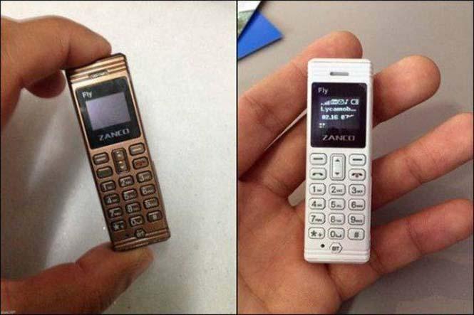 Ίσως το μικρότερο κινητό τηλέφωνο στον κόσμο (3)