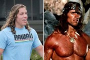 Joseph Baena: Ο γιος του Arnold Schwarzenegger (1)