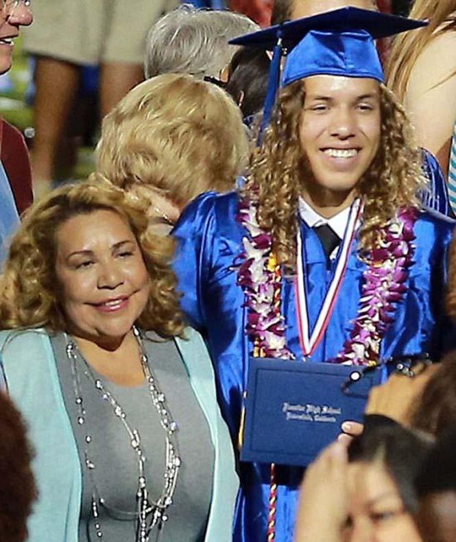 Joseph Baena: Ο γιος του Arnold Schwarzenegger (5)