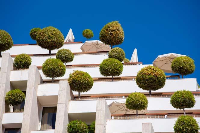 Κήποι σε στέγες κτηρίων (3)
