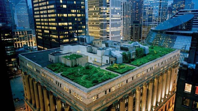 Κήποι σε στέγες κτηρίων (9)
