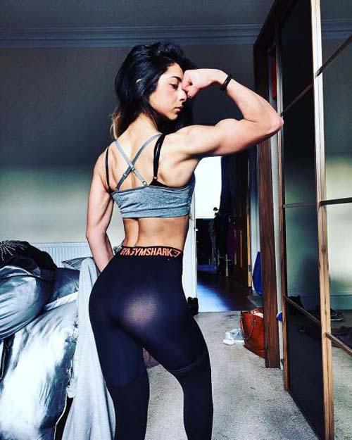 Κορίτσι με ανορεξία έγινε bodybuilder (22)
