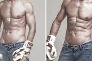 Μπορείτε να μαντέψετε την ηλικία αυτού του άνδρα κοιτάζοντας το σώμα του; (1)
