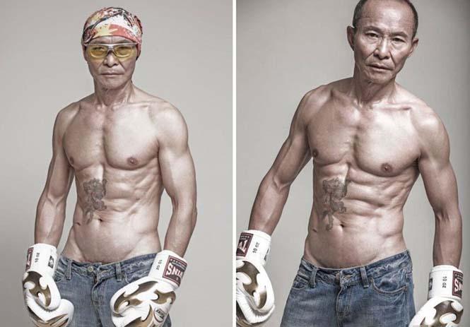 Μπορείτε να μαντέψετε την ηλικία αυτού του άνδρα κοιτάζοντας το σώμα του; (2)