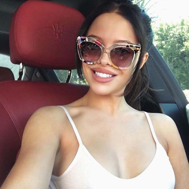 Mara Teigen: Η επίδοξη σωσίας της Angelina Jolie (9)