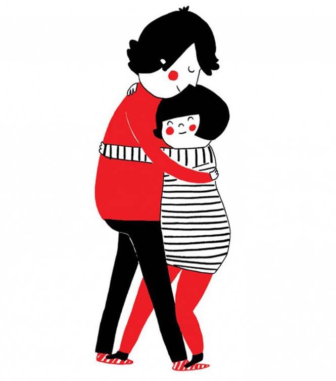 Μικρά καθημερινά πράγματα στα οποία κρύβεται η ευτυχία ενός ζευγαριού (4)