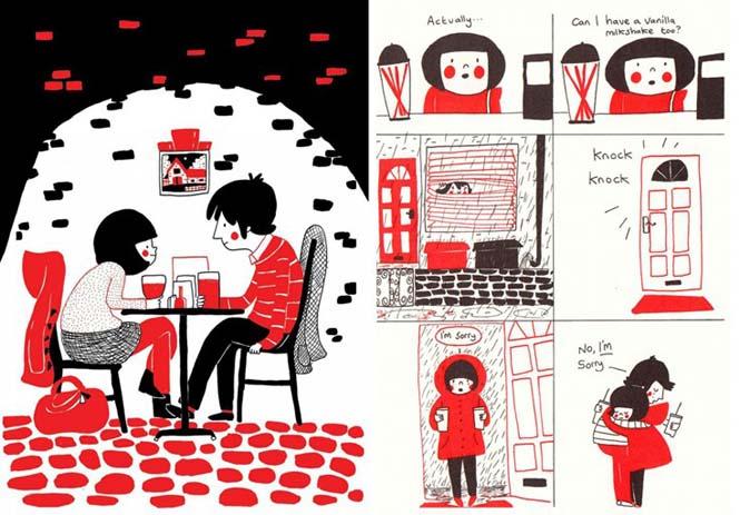 Μικρά καθημερινά πράγματα στα οποία κρύβεται η ευτυχία ενός ζευγαριού (5)