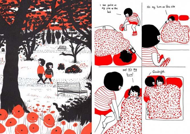 Μικρά καθημερινά πράγματα στα οποία κρύβεται η ευτυχία ενός ζευγαριού (13)
