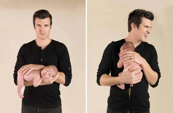 Μωρά που κατέστρεψαν την φωτογράφηση τους με ξεκαρδιστικό τρόπο (7)