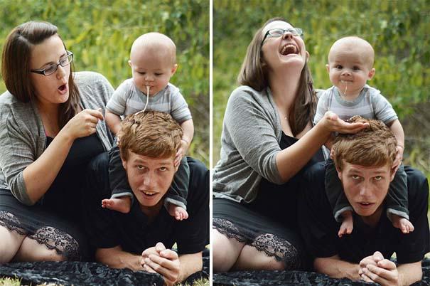 Μωρά που κατέστρεψαν την φωτογράφηση τους με ξεκαρδιστικό τρόπο (12)