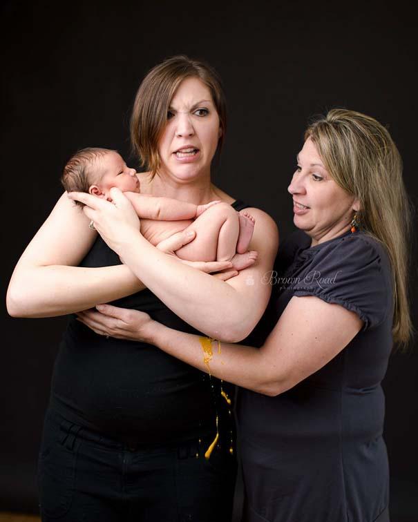 Μωρά που κατέστρεψαν την φωτογράφηση τους με ξεκαρδιστικό τρόπο (13)