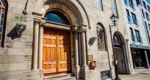 Μυστικό κάστρο που μπορείς να νοικιάσεις στο Μόντρεαλ