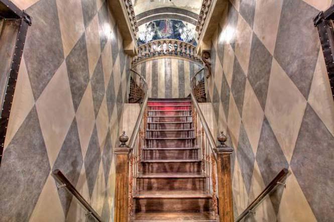 Μυστικό κάστρο που μπορείς να νοικιάσεις στο Μόντρεαλ (14)