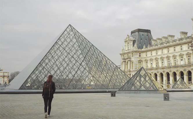 Ολομόναχη στο Παρίσι (2)