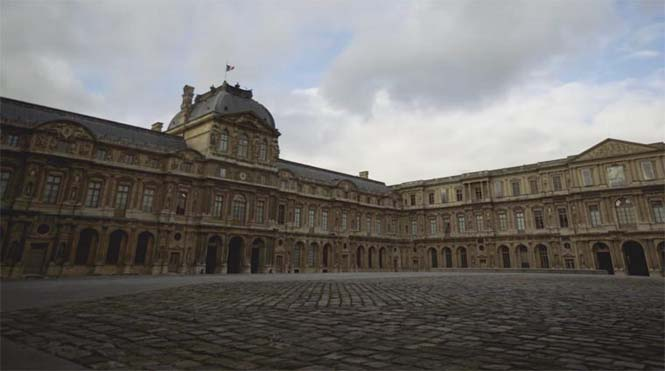 Ολομόναχη στο Παρίσι (3)