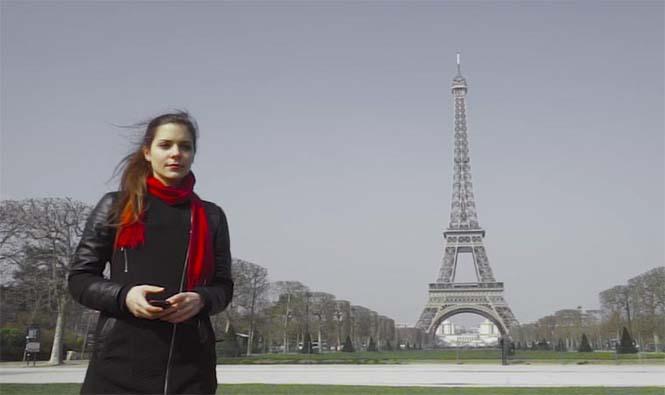 Ολομόναχη στο Παρίσι (4)
