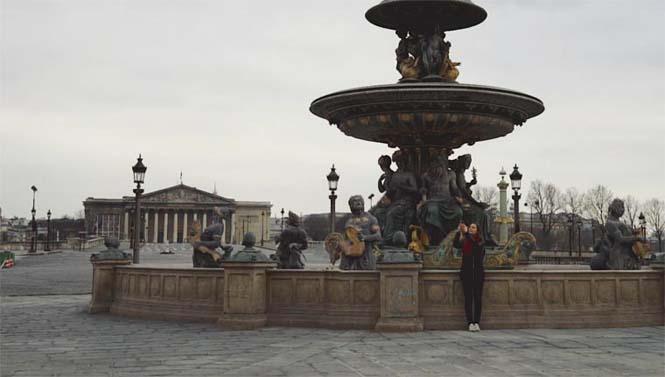 Ολομόναχη στο Παρίσι (5)