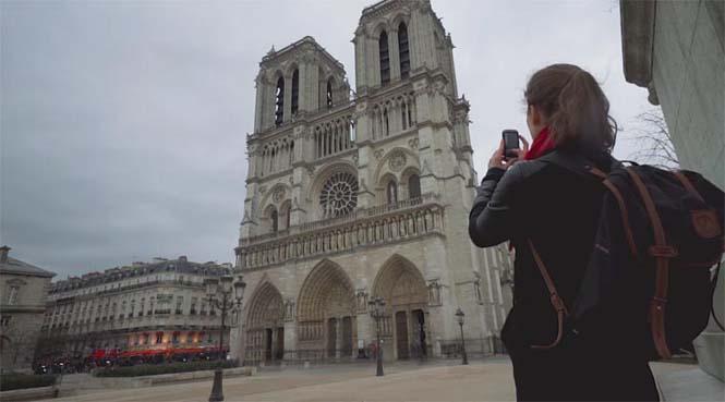 Ολομόναχη στο Παρίσι (8)