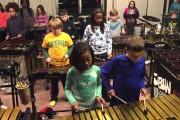 Παιδιά παίζουν Led Zeppelin στο ξυλόφωνο