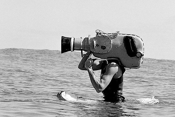 Η αντίστοιχη «GoPro» του 1977 ήταν λιγάκι μεγάλη   Φωτογραφία της ημέρας