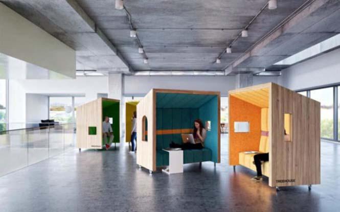 Ποιος δεν θα ήθελε να εργάζεται σε αυτά τα γραφεία; (9)
