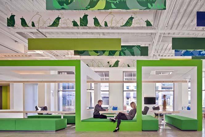 Ποιος δεν θα ήθελε να εργάζεται σε αυτά τα γραφεία; (13)