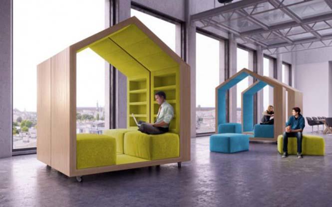 Ποιος δεν θα ήθελε να εργάζεται σε αυτά τα γραφεία; (15)