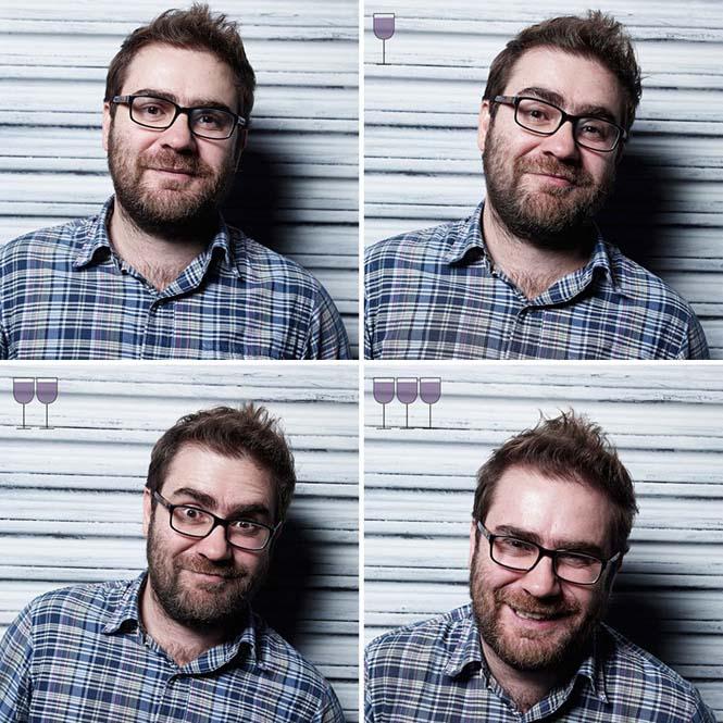 Πορτραίτα ανθρώπων μετά από 1, 2 και 3 ποτήρια κρασιού (19)