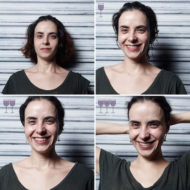 Πορτραίτα ανθρώπων μετά από 1, 2 και 3 ποτήρια κρασιού (20)