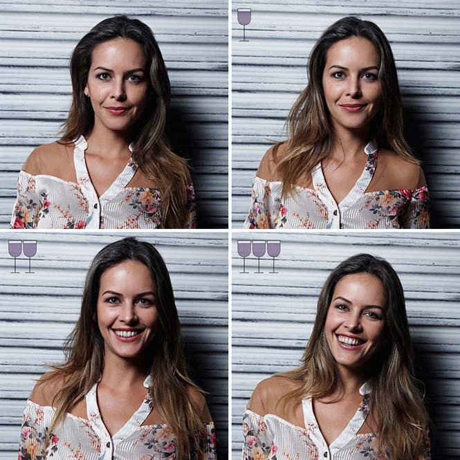 Πορτραίτα ανθρώπων μετά από 1, 2 και 3 ποτήρια κρασιού (22)