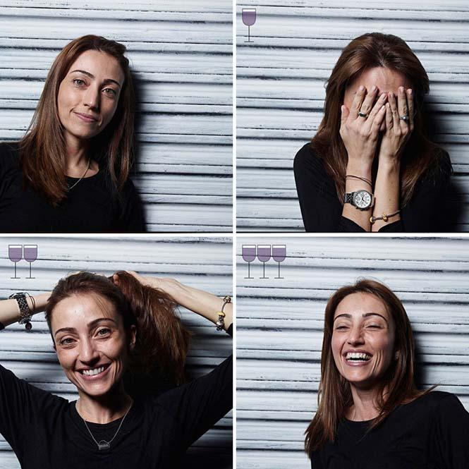 Πορτραίτα ανθρώπων μετά από 1, 2 και 3 ποτήρια κρασιού (38)