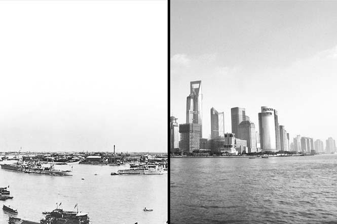 Πόσο άλλαξε η Κίνα μέσα σε 100 χρόνια (1)
